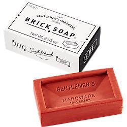 gentlemen's hardware brick soap