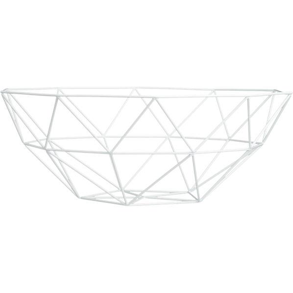 GeodesicWhiteBowlS15
