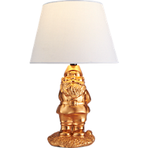 gnome table lamp