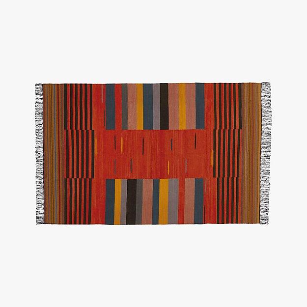 gradiant rug 5'x8'