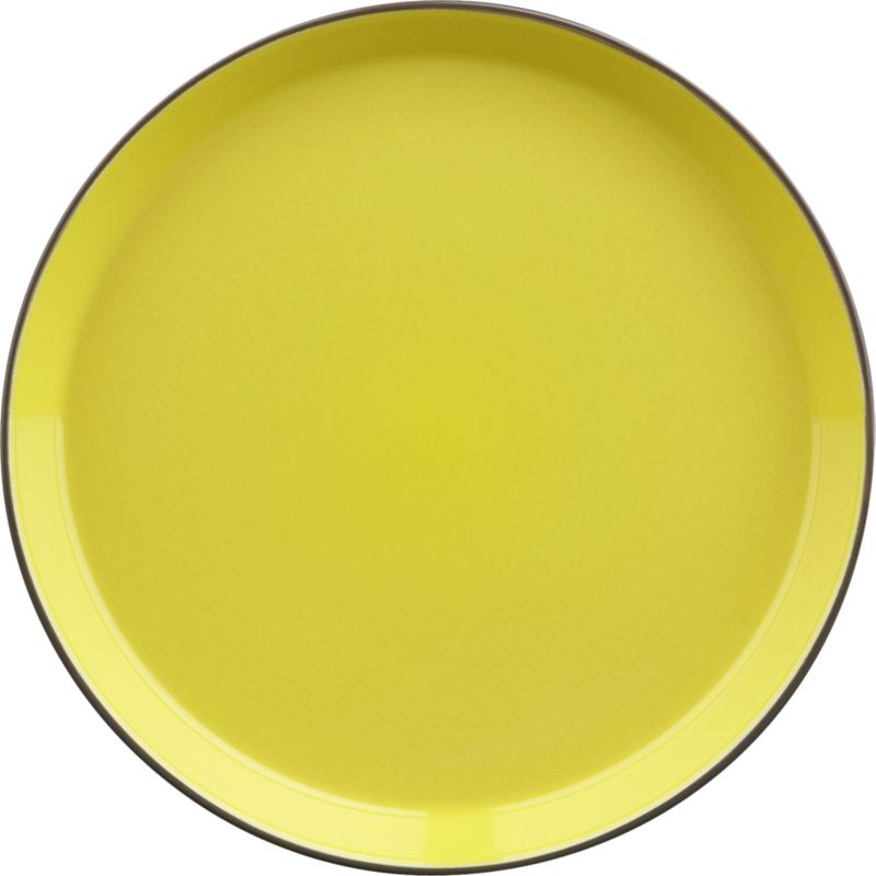 grass roots salad plate