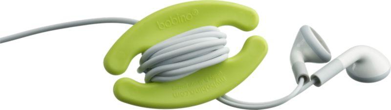small green bobino cord wrap
