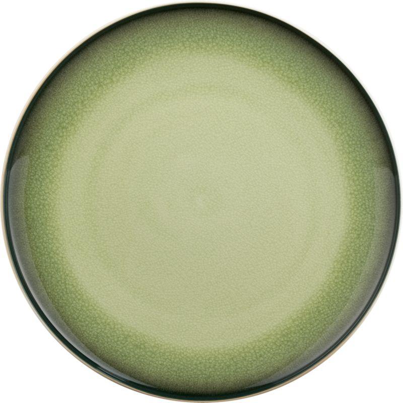 green light dinner plate
