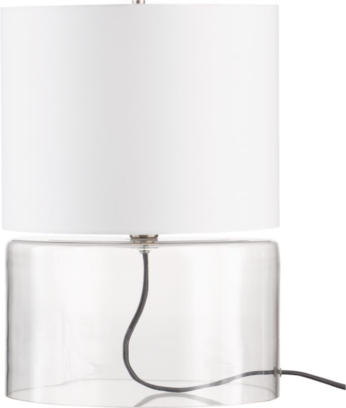 greyline table lamp