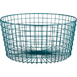 gridlock blue-green basket