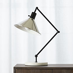 gris table lamp