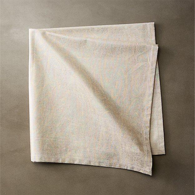 guppy flax napkin