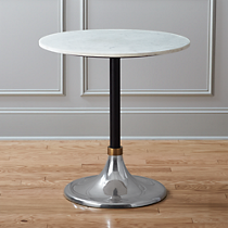 hackney marble cocktail table