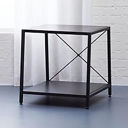 harvey carbon nightstand
