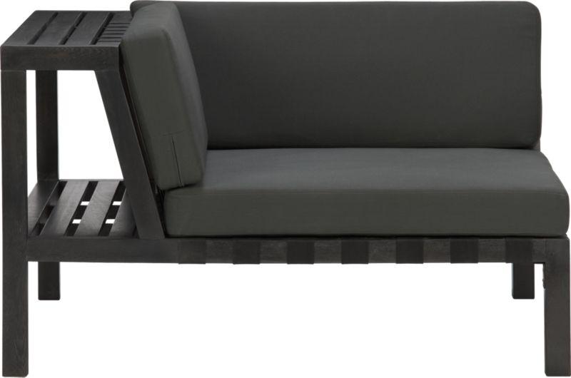 havana II corner chair