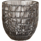 heavy metal small basket.
