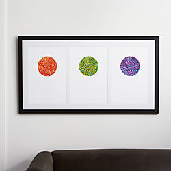 hellbox pie prints set of three