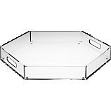 hex tray
