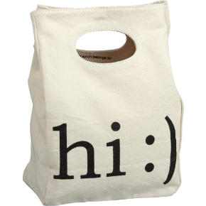 hi lunch bag