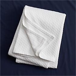 hive white blanket