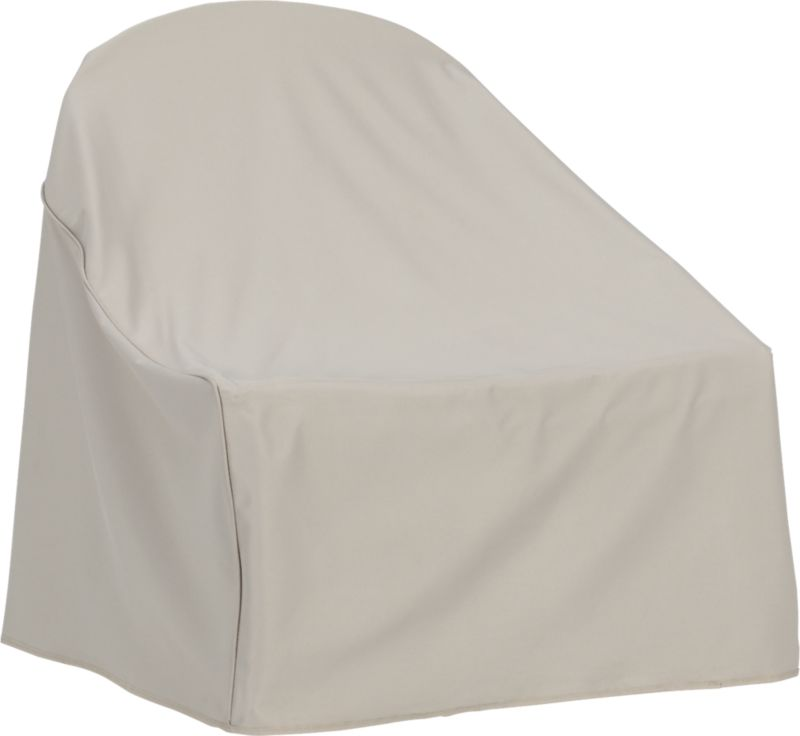 humpback lounge chair cover