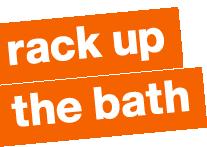 rack up the bath