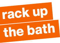 rack up the bath