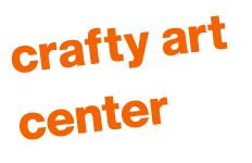 crafty art center
