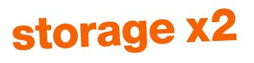 storage x2