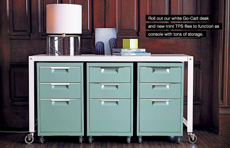 tps mint file cabinet