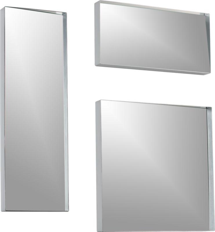 3-piece insight mirror set
