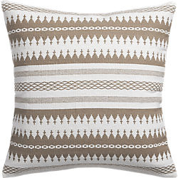 "insignia natural 23"" pillow"
