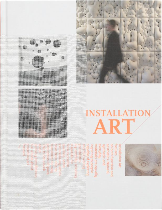 """installation art: space as medium"""