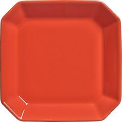 intermix orange plate