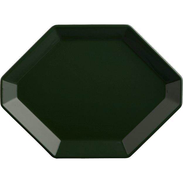 intermix evergreen plate