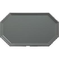 intermix grey platter
