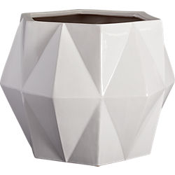 isla white planter