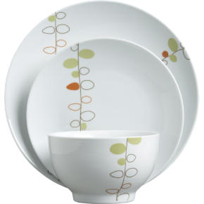 ivy dinnerware shopping in CB2 to eat from cb2.com