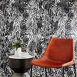 jackson black and white traditional paste wallpaper