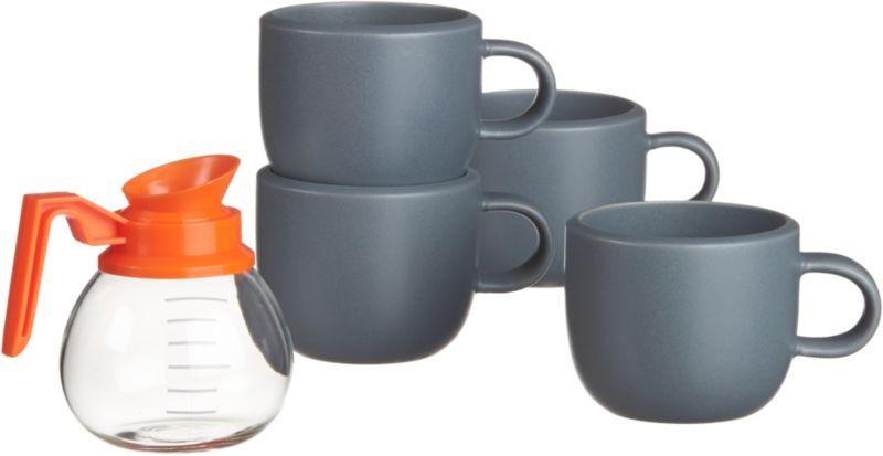 5-piece java jr. and doppio gift set
