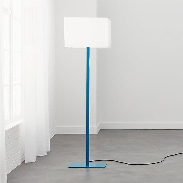 john peacock floor lamp