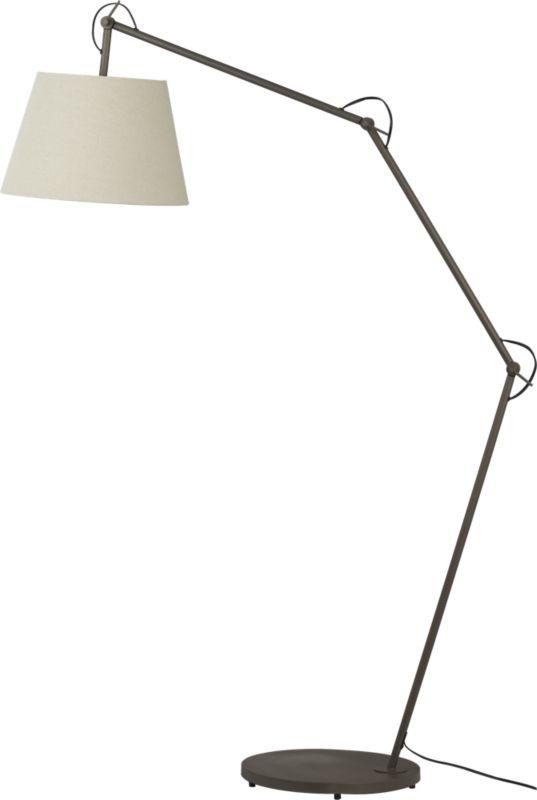 joint floor lamp
