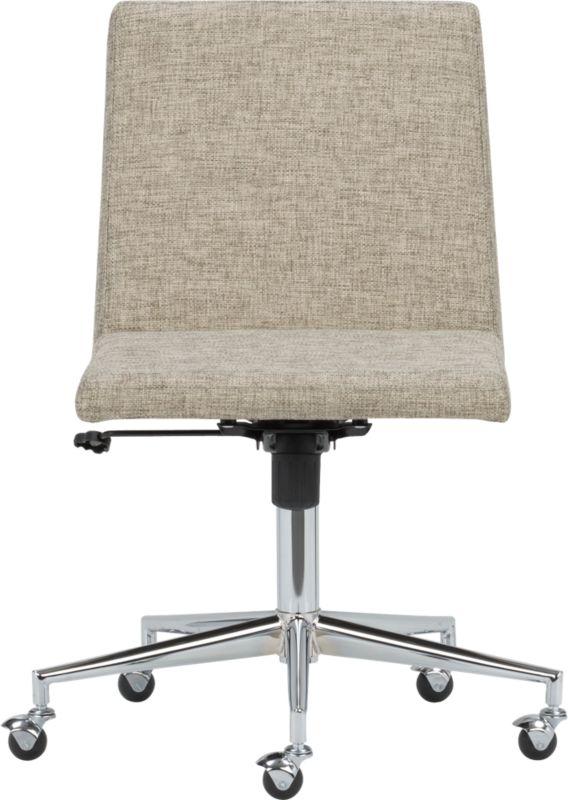 jones natural office chair