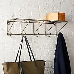 journey coat rack