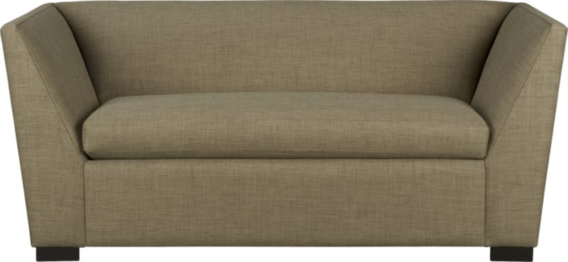 julius bark twin sleeper sofa