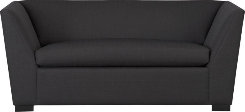 julius slate twin sleeper sofa