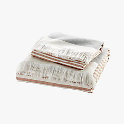 karla copper bath towels