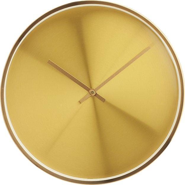 karat wall clock