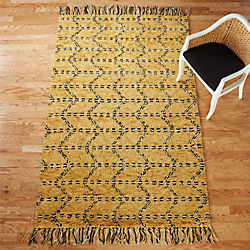 kelso hand knotted shag rug