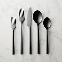 20-piece knight flatware set