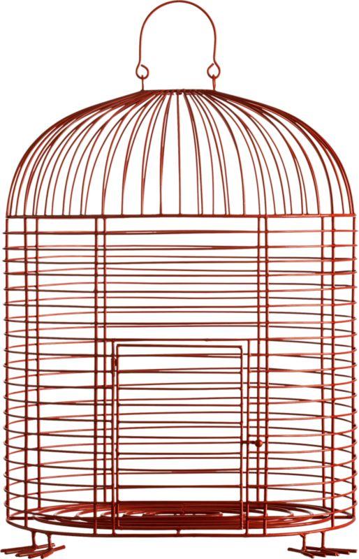 la cage