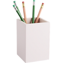 lacquer pencil cup