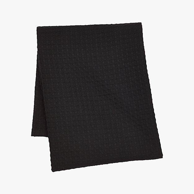 waffle weave dishtowel
