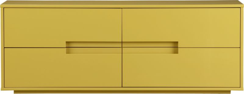 latitude grellow low dresser