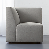 layne corner sectional chair